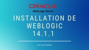 installation weblogic 14.1.1 image